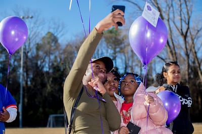 MOMO New Year Ballon Release @ Fraizer Park 1-1-20 by Jon Strayhorn