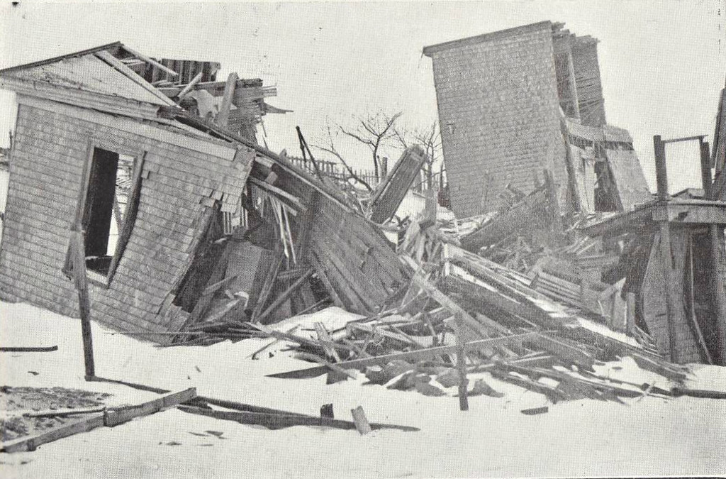 A Completely Destroyed House In Noirth Albert Street Multiply This Destruction By 12000 Times And