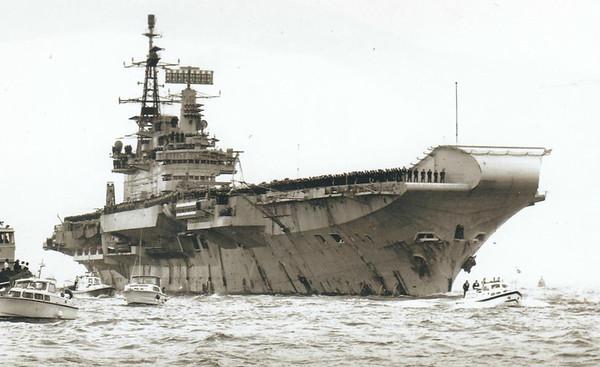 1982: The Falklands War.