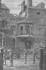 APRIL 25TH, 1916 - LOWESTOFT - Remains of the Photographer's Shop in London Road South