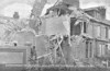 APRIL 25TH, 1916 - LOWESTOFT - Cleveland Road is just on the south side of the harbour entrance, leading off London Road South. There is really not much of this house left.