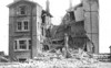 APRIL 25TH, 1916 - LOWESTOFT - What appears to be the remains of an hotel on the Espanade, right on the seafront - from the picture, it might be No.4.