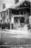 APRIL 25TH, 1916 - LOWESTOFT - Further damage in Windsor Road. This particular area just south of the Docks seemed to bear the brunt of the German shelling.