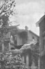 APRIL 25TH, 1916 - LOWESTOFT - Damage to the Convalescent Home.