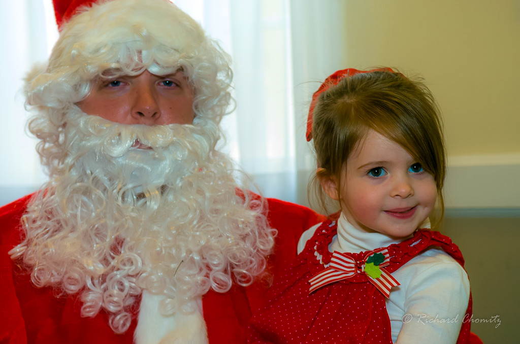 (MOMS) Christmas with Santa at Crofton CC
