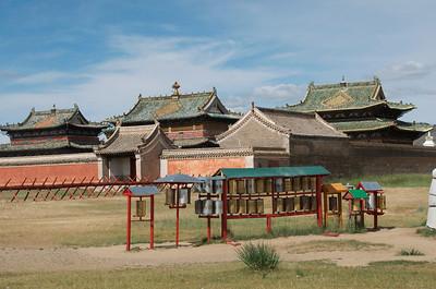 Erdene Zuu Monastery, Karakorum, Mongolia