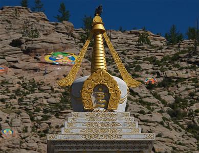 Buyandelgeruulekh Monastery -Tseterleg,Mongolia