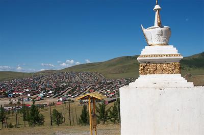 Tsesterleg, Mongolia