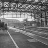 Platform 3, Bournemouth, England