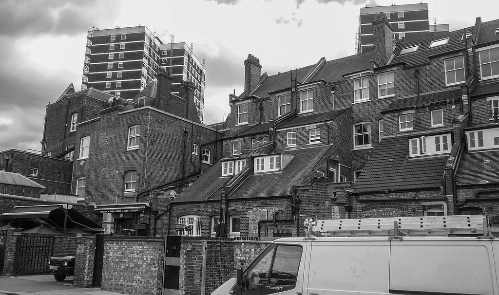 Flats and Estates, London