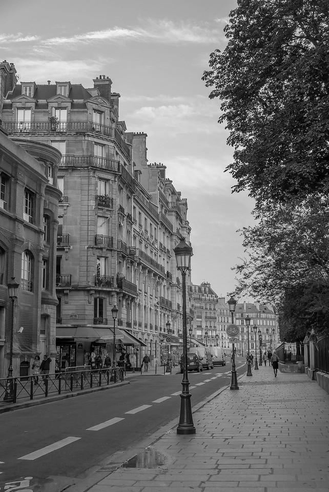 Rue du Cloître-Notre-Dame, Île de la Cité, Paris