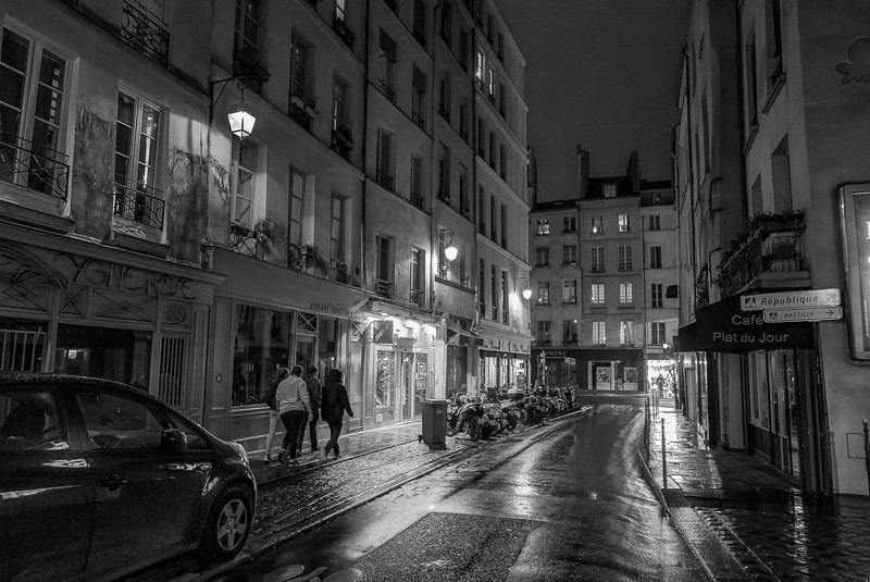 Rue Saint-Paul, Paris