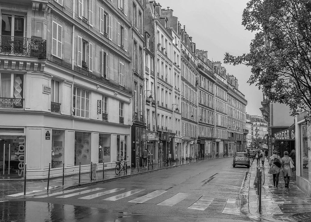Rue François Miron, Paris
