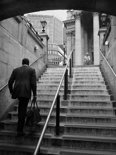 The Way Out, London