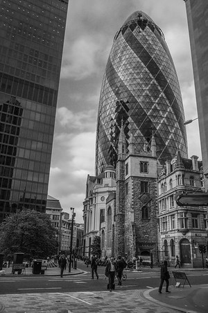 Old and New, London