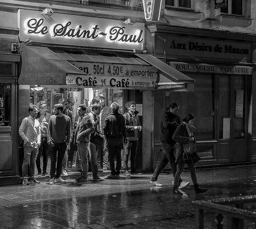 Le Saint-Paul, Paris