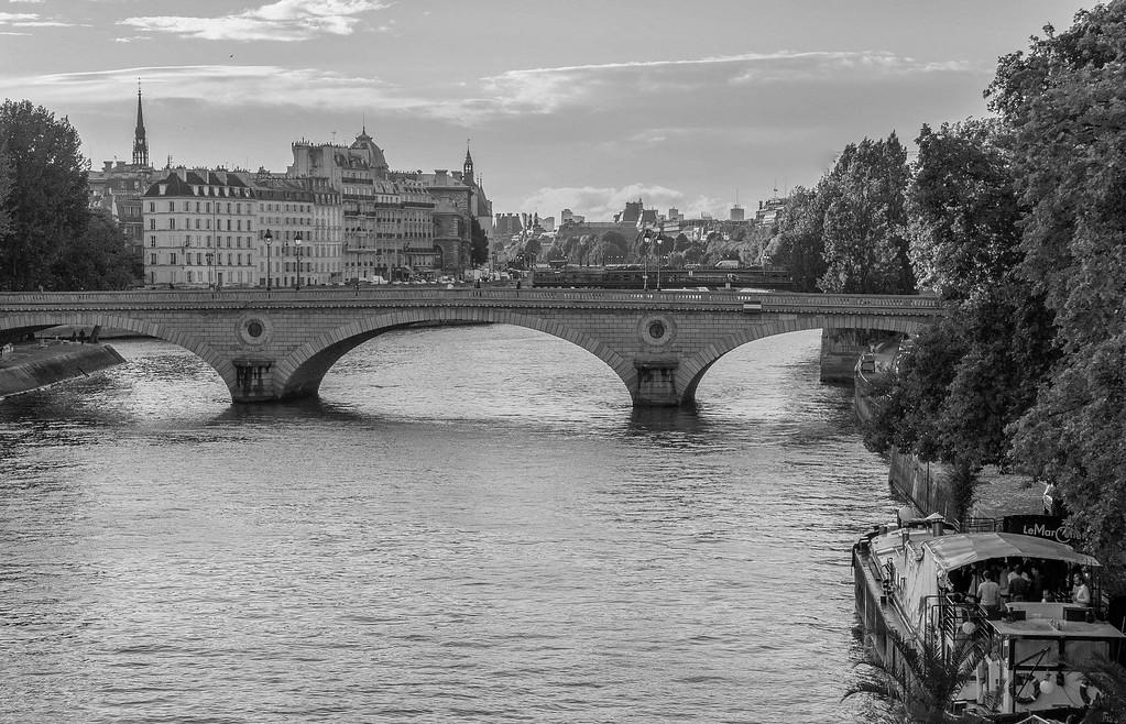 La Seine, Paris