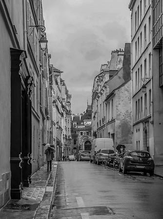 Rue de l'Ave Maria, Paris