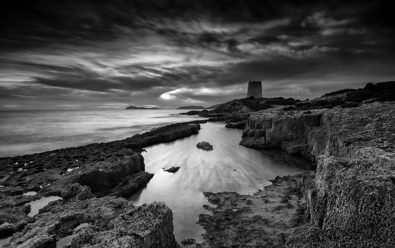 Piscinnì Tower (Southern Sardinia)