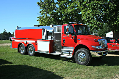 UNKNOWN TANKER DEMO UNIT
