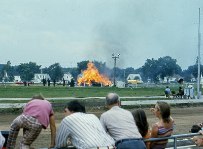 1973  MONROE FIRE SHCOOL  AFTERNOON DEMONSTRATIONS 2   JDS PHOTO