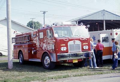 1975  MONROE FIRE SCHOOL  LONG GROVE FD  ENGINE  KW -     JDS PHOTO