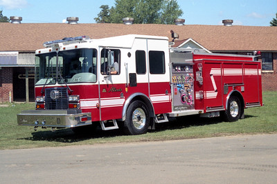 ALEXIS  HME DEMO PUMPER