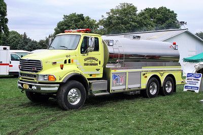 MONTICELLO  TANKER 6  STERLING ACTERA - STAINLESS  & REPAIR