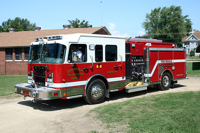 ORFORDVILLE ENGINE 144  2008 MONROE FIRE SCHOOL