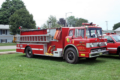 TOWN OF TURTLE  ENGINE 5  FORD C - PIRSCH