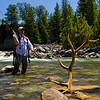 Yellowstone Backcountry Fly Fishing - Yellowstone National Park - Jim Klug Photos- 2011