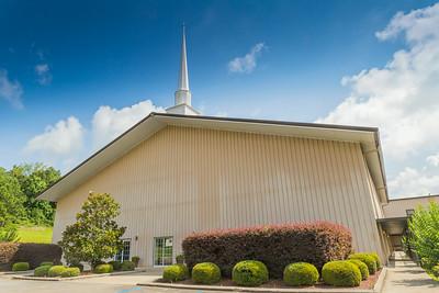 Moody First Baptist Church
