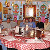 SCD Team Meeting at Houston Buca Restaurant