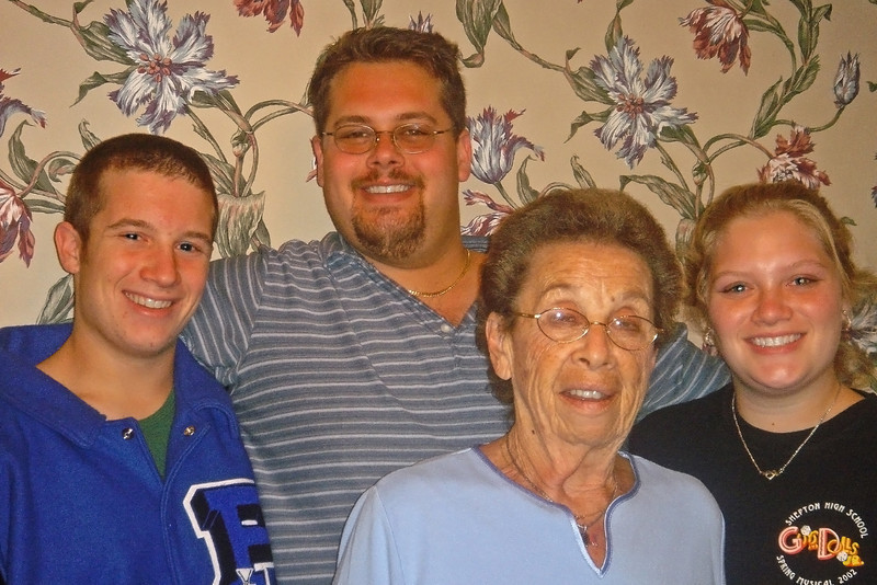 LeWinter Family at their home