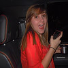 ANITA P ... riding in Black Stallion ... to Blake Sheldon and Miranda Lambert and Kelly Clarkson concert ... 2011-12-30