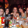 COURTNEY A, REAGAN M, SAMMI KAY H, HEATHER W, JENNIFER W<br /> Some of my favorite SBs at BJ's ... Looking fine ... eating whatever they want ... I'm eating salad & drinking water ☺ <br /> 2011-01