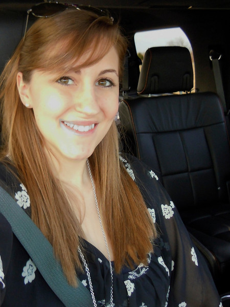 ANITA P <br /> Riding in the Black Stallion to & from the JASON ALDEAN concert<br /> 2011-03