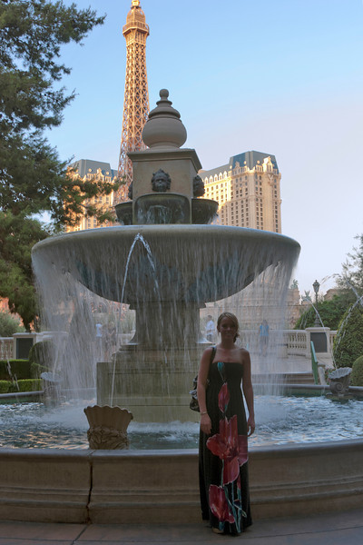 Sammantha<br /> Las Vegas Bellagio Resort & Spa<br /> 2010-07