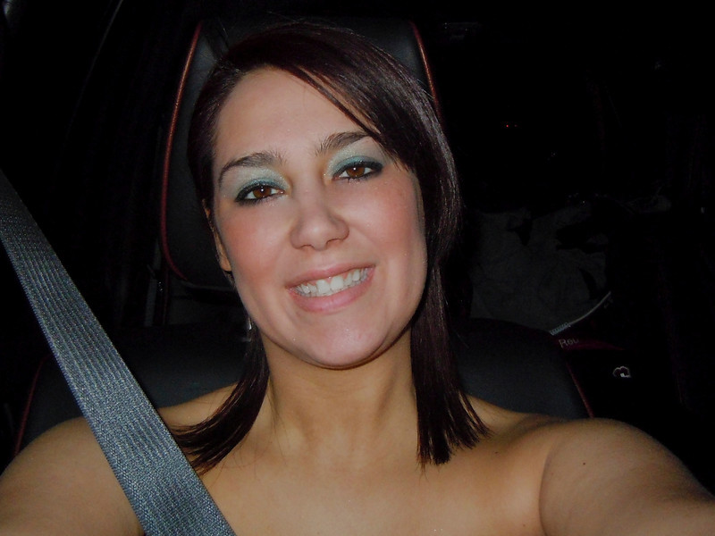 HEATHER W <br /> Enjoying riding in the BLACK STALLION <br /> before the VINCE GILL concert <br /> 2011-01