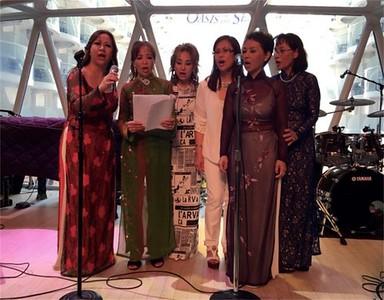 Đỗ Hồng(2), Đỗ Mùi, Sonia Thanh Thủy, Trần Băng Thanh, Đặng Thị Cung