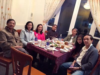 Trần Văn Đồng, Đỗ Thị Thu(3),Võ Tấn Hưng,Nguyễn Hùng,Nhất Anh, Phan Đạm Hùng