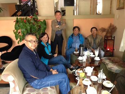 Nguyễn Hoàng Sơn, Đỗ Thị Thu, Phạm Minh Cường, Trương Văn Trung, Trần Văn Đồng