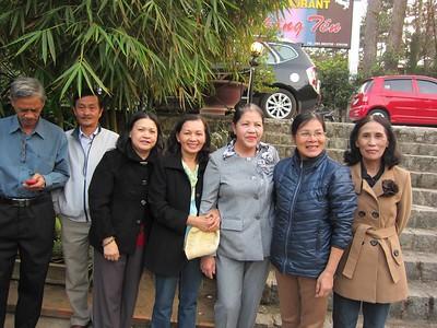 Nguyễn Đình Tài, Phạm Thị Gái, Nguyễn Hùng, Trần Bạch Yến,Đỗ Thị Thu, Vy Thị Lương