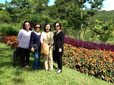 Nguyễn Thị Dung, Trần Thu Cúc, Đỗ Thị Thu, Phan Bích Thủy