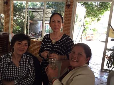 Cô Thu Cúc, Nguyễn Thị Thành, Vy Thị Lương