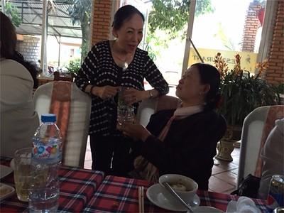 Cô Thu Cúc, Phạm Thị Nguyên Nhung