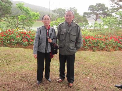 Cô Thu Cúc, Trương Văn An