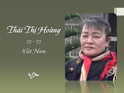 Thái Thị Hoàng