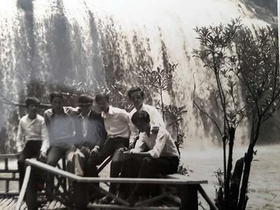 Nguyễn Nam Hùng (2), Phan Bỉnh Quân (mất tại quận Cam), Thanh (ĐL), Phước Cò (cuối hình DC).