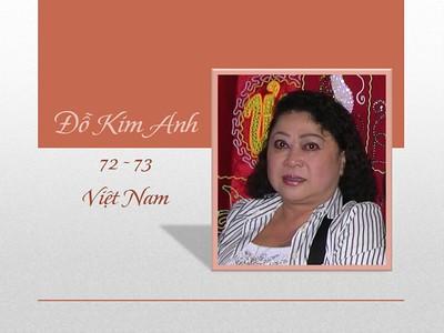 Đỗ Kim Anh(72-73)